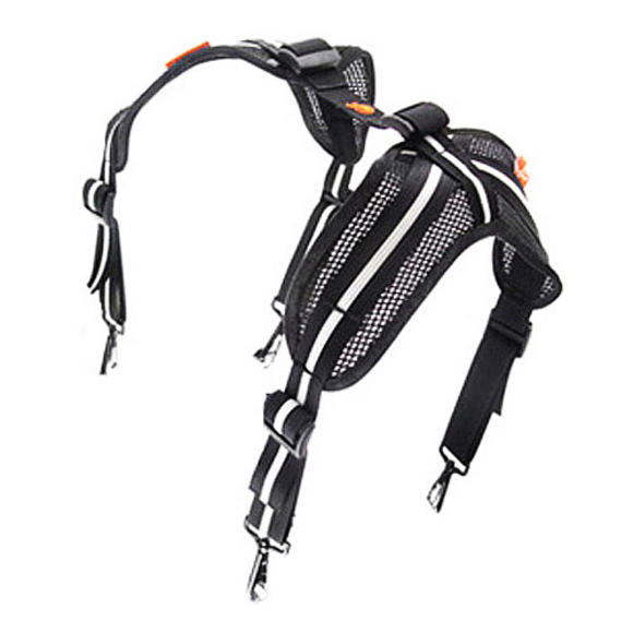 Civilian Covert LT Gossamer Shoulder Harness Black