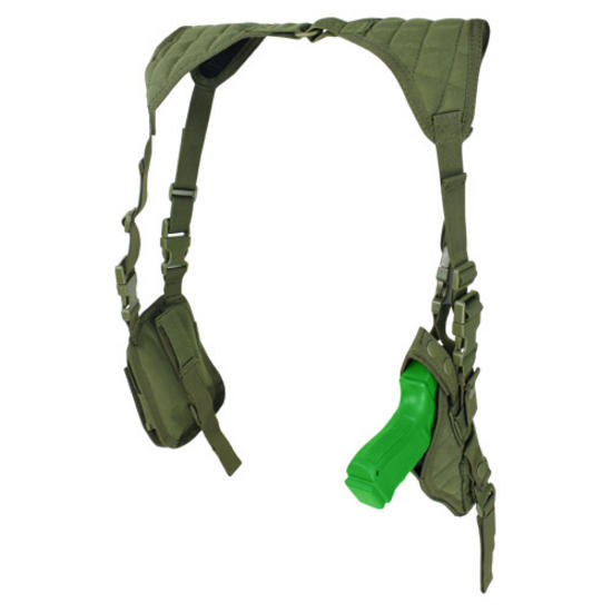 Condor Vertical Shoulder Holster Olive Drab