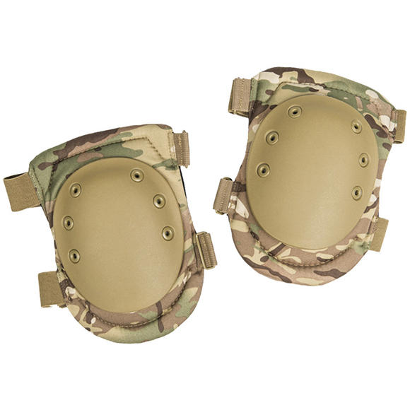 Mil-Tec Knee Pads Multitarn