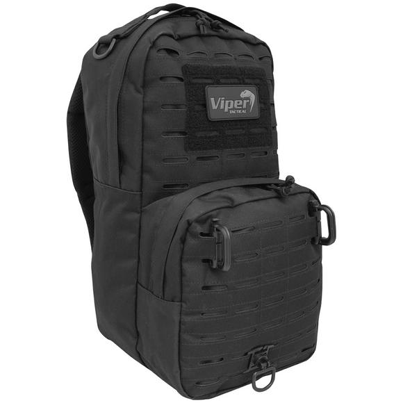 Viper Lazer 24 Hour Pack Black