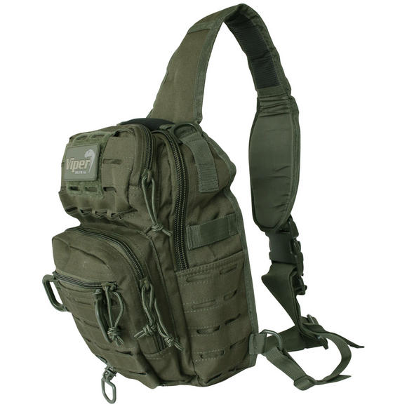 Viper Lazer Shoulder Pack Green