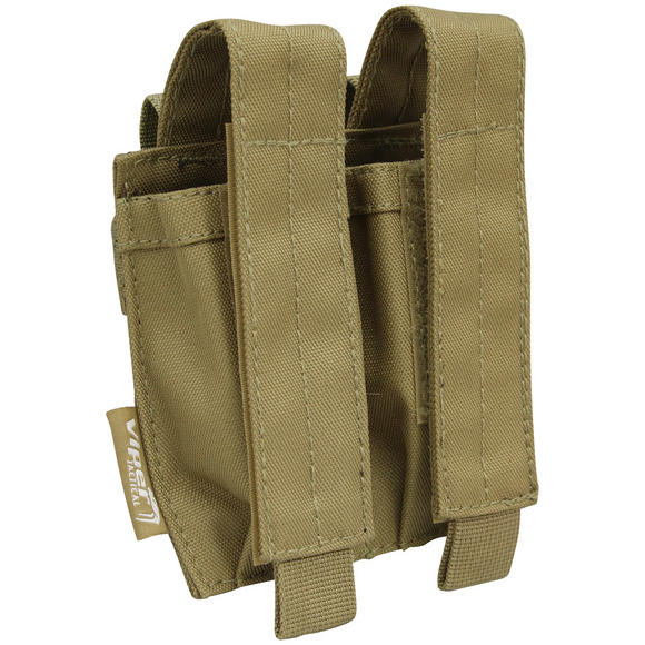Viper Double Pistol Mag Pouch Coyote