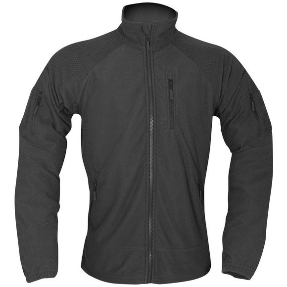 Viper Tactical Fleece Jacket Black