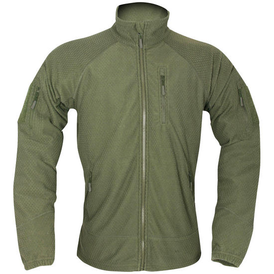 Viper Tactical Fleece Jacket Green