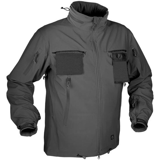 Helikon Cougar Soft Shell Windblocker Jacket Shadow Grey