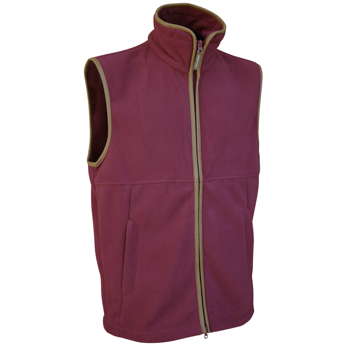 Jack Pyke Countryman Fleece Gilet Body Warmer Mens Sleeveless ...