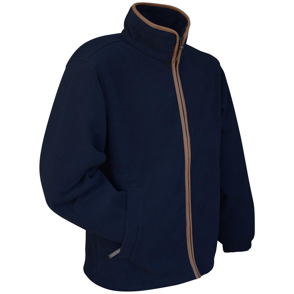Jack Pyke Countryman Fleece Gillet: Jack Pyke Countryman Fleece Jacket Navy