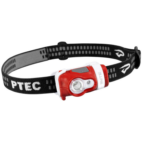 Princeton Tec Byte Headlamp White/Red LED Red Case