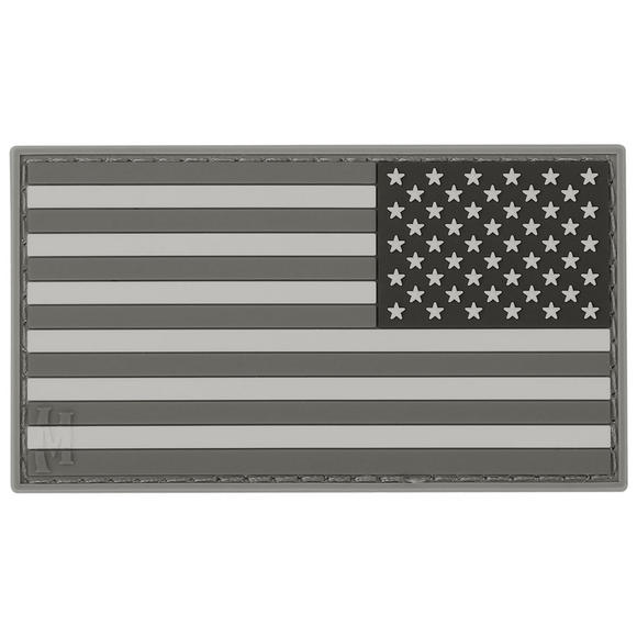 Maxpedition Reverse USA Flag Large (SWAT) Morale Patch