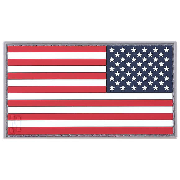 Maxpedition Reverse USA Flag Small (Full Colour) Morale Patch