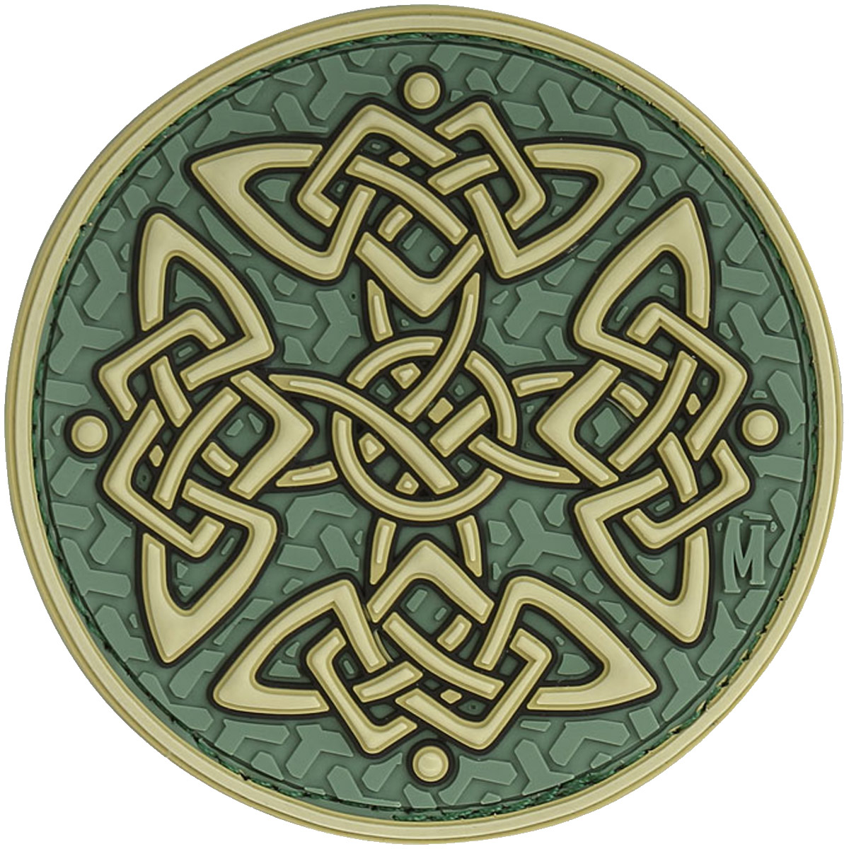 Maxpedition Celtic Cross Full Colour Morale Patch