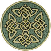 Maxpedition Celtic Cross (Full Colour) Morale Patch