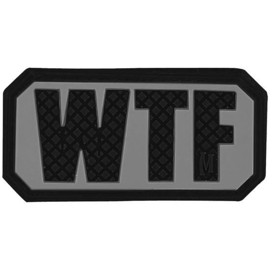 Maxpedition WTF (SWAT) Morale Patch