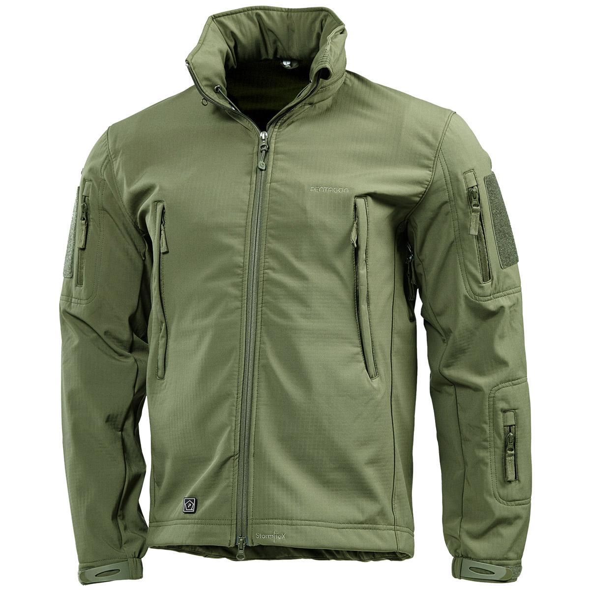 Pentagon Artaxes Soft Shell Military Tactical Mens Jacket