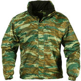 Pentagon Atlantic Rain Jacket Greek Lizard