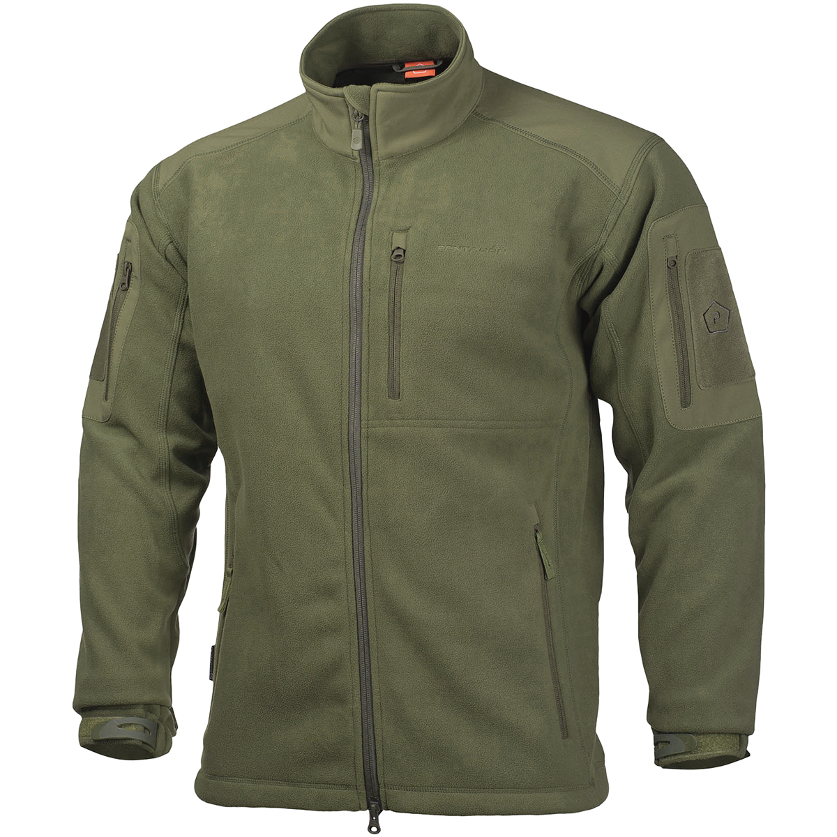 Pentagon Perseus Fleece Jacket 2.0 Olive Green | Fleeces ...