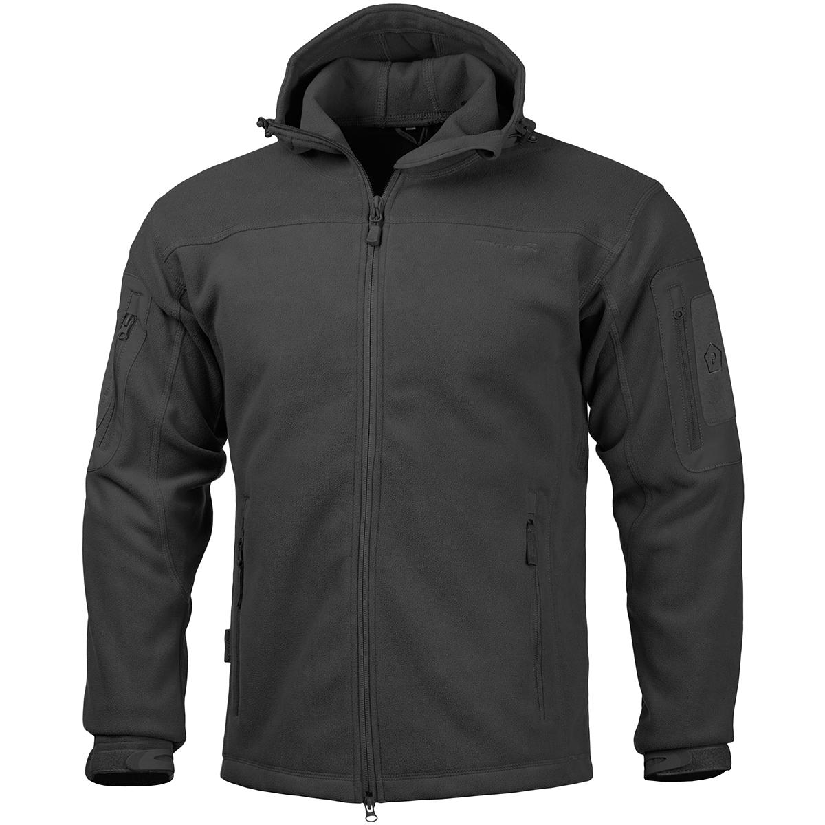 Pentagon Hercules Fleece Jacket 2.0 Tactical Warm Mens Hooded ...