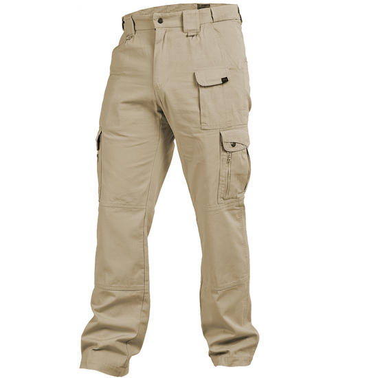 Pentagon Elgon Heavy Duty Tactical Pants Khaki