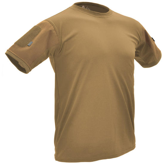 Hazard 4 Battle-T Under-vest T-shirt Tan