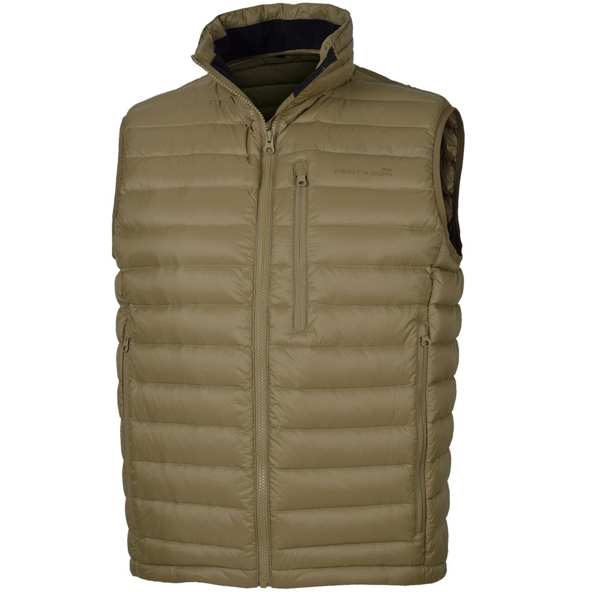 Men Nylon Vest Outdoor 66