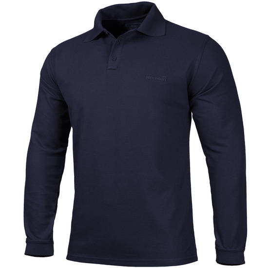 Pentagon Polo 2.0 Shirt Long Navy Blue