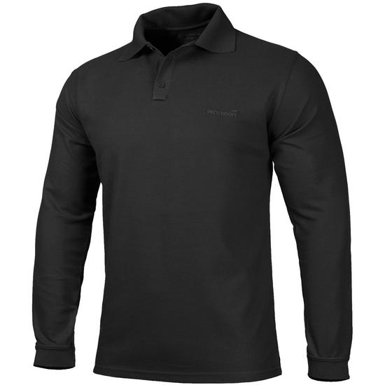 Pentagon Polo 2.0 Shirt Long Black