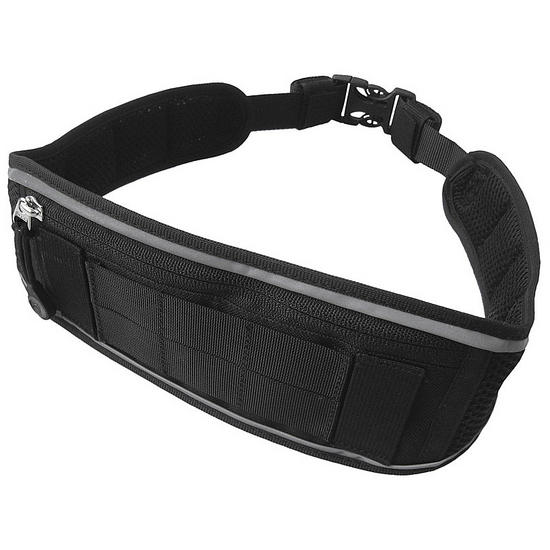 Civilian iJog Running Hiking Belt Black