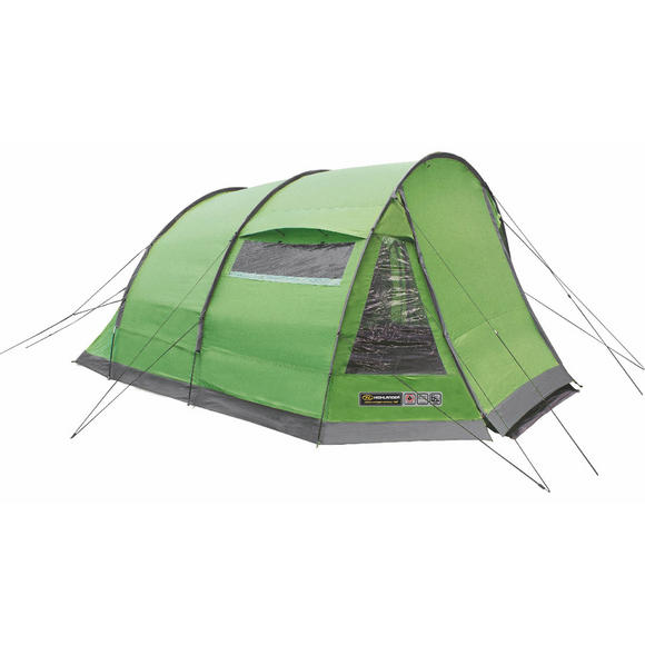 Highlander Sycamore 4 Tent Meadow/Spring Green