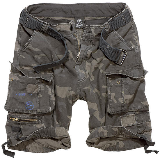 Brandit Savage Vintage Shorts Dark Camo