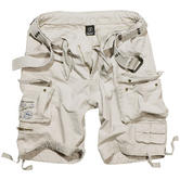 Brandit Savage Vintage Shorts Old White