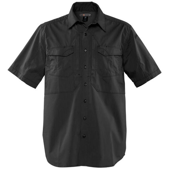 5.11 Stryke Shirt Short Sleeve Black