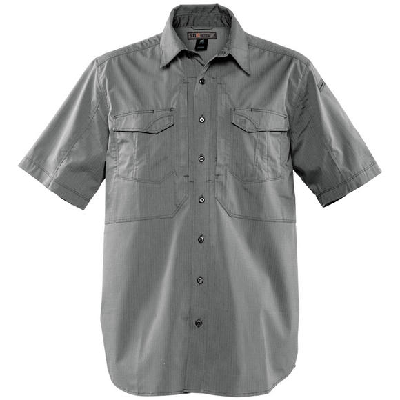 5.11 Stryke Shirt Short Sleeve Storm