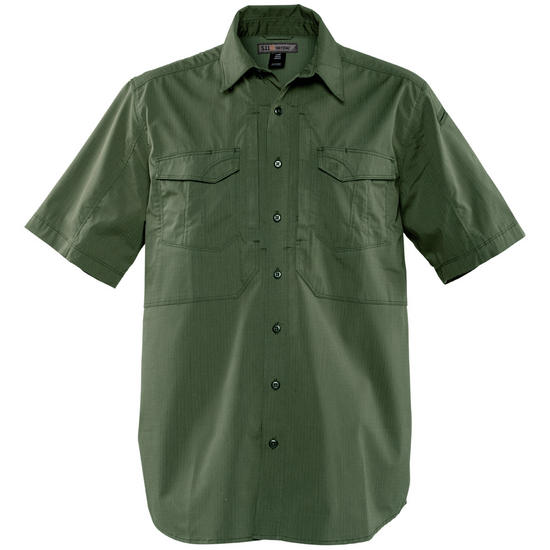 5.11 Stryke Shirt Short Sleeve TDU Green