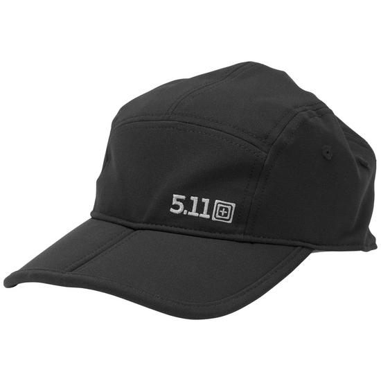 5.11 Bill Fold Cap Black