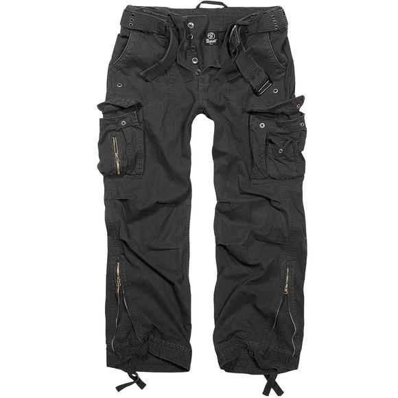 Brandit Royal Vintage Trousers Black