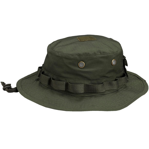 Pentagon Jungle Hat Rip-Stop Olive