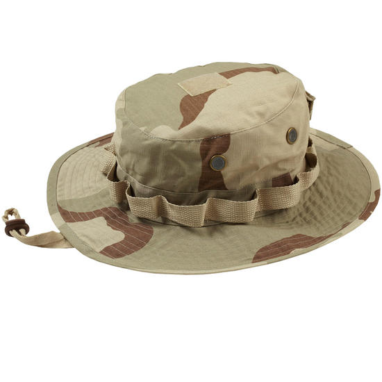 Pentagon Jungle Hat Rip-Stop Desert