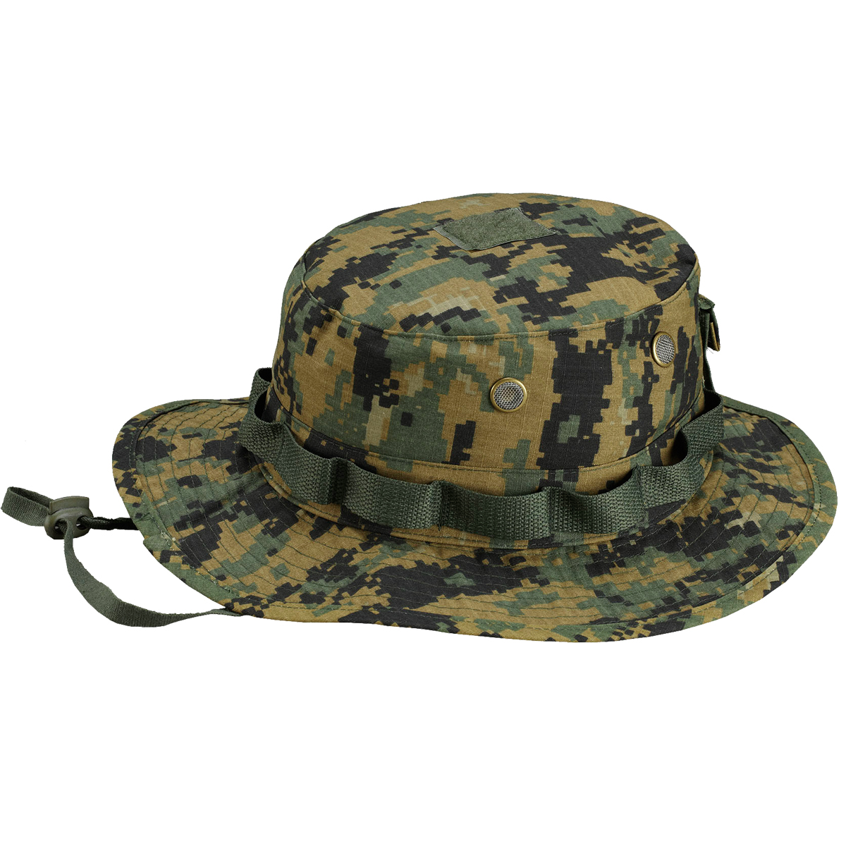 Pentagon Jungle Hat Ripstop Mens Cadet Army Patrol Usmc
