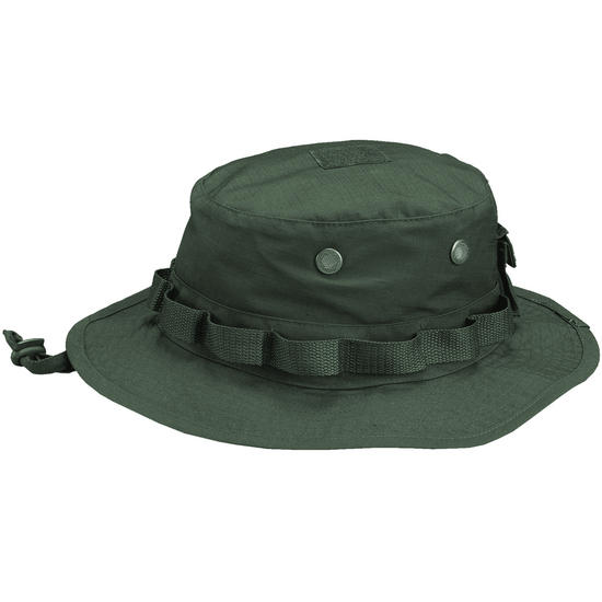 Pentagon Jungle Hat Rip-Stop Camo Green