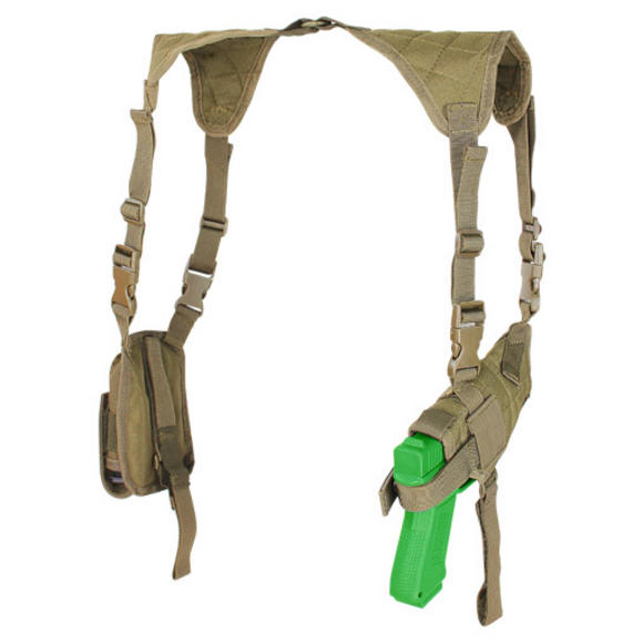 Condor Universal Shoulder Holster Tan