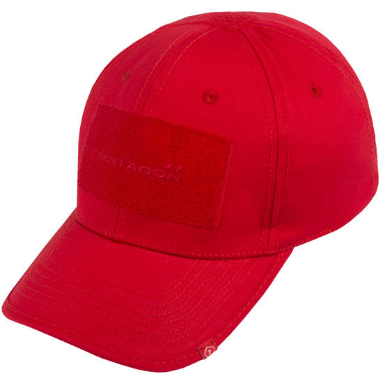 Pentagon Tactical 2.0 BB Cap Twill Red