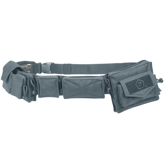 Pentagon Super Belt Cinder Grey