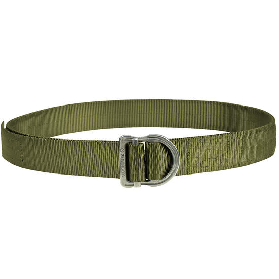 "Pentagon Tactical Trainer 1.5"" Belt Olive Green"