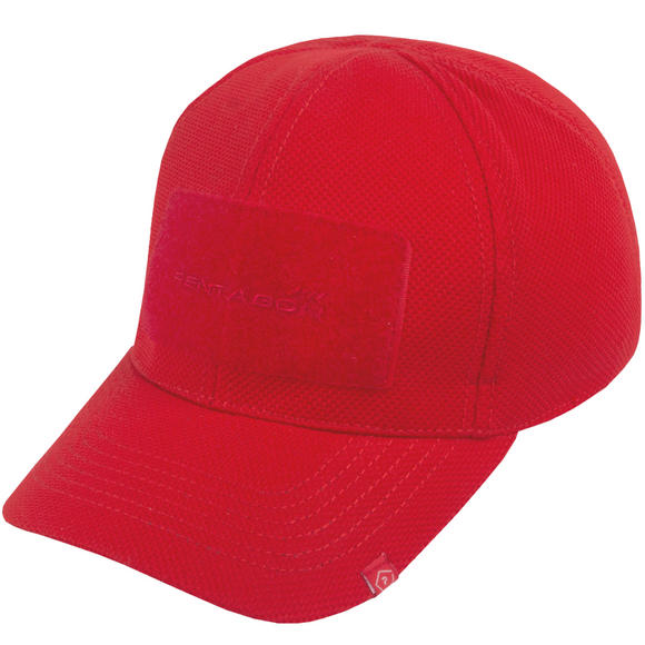 Pentagon Nest BB Cap Red