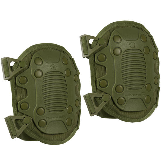 Pentagon Lithos Knee Pads Olive Green