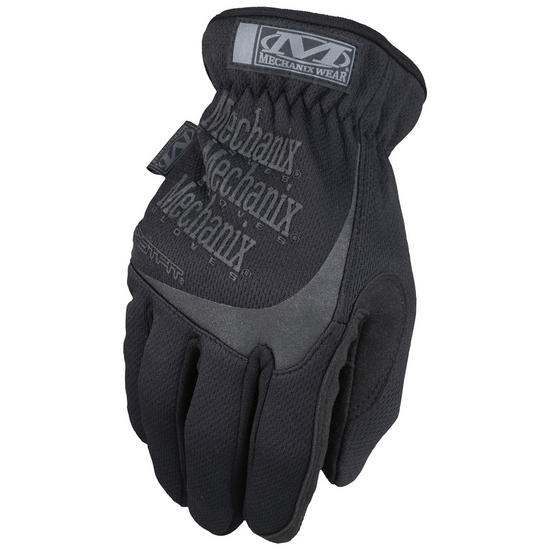 Mechanix Wear FastFit Gloves Covert (Black/Black)
