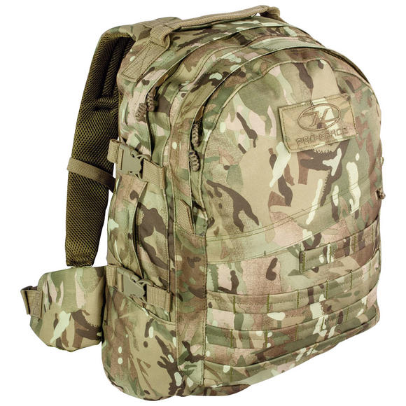 Highlander Recon 40L Pack HMTC