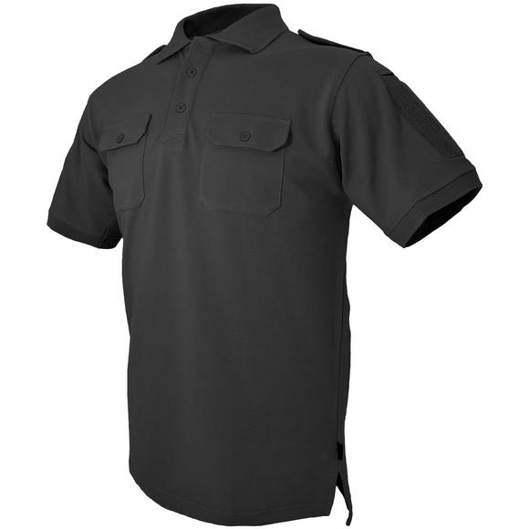 Hazard 4 LEO Uniform Replacement Battle Polo Shirt Black