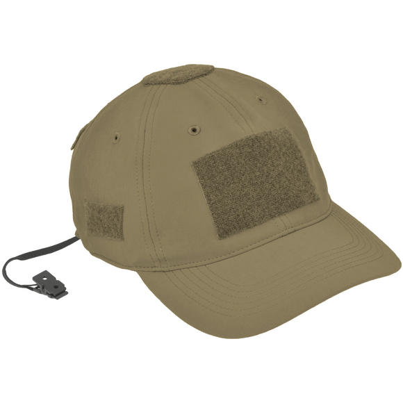 Hazard 4 PMC SS Softshell Breathable Contractor Ball Cap Coyote