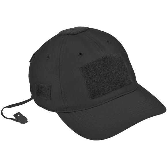Hazard 4 PMC SS Softshell Breathable Contractor Ball Cap Black